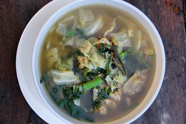 Gaeng Om (Herbal Curry) แกงอ่อม