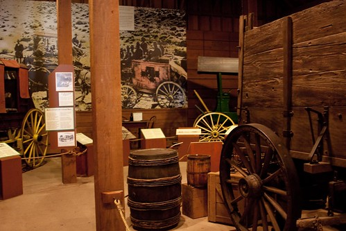 Seeley Stable Museum, Old Town San Diego