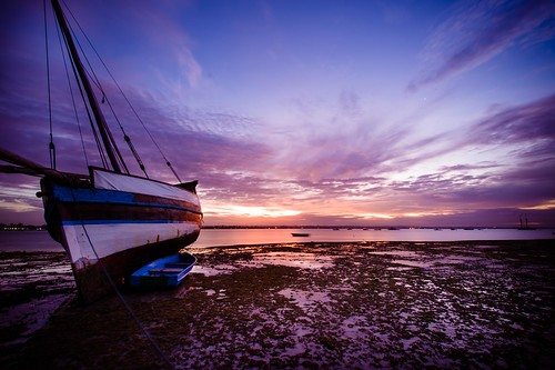 longexposure sunset tanzania daressalaam slipway 2012