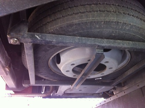 Spare Tire Carrier For A Class A Irv2 Forums