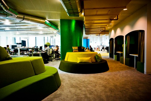 Google Offices Soho, London (22 of 27)