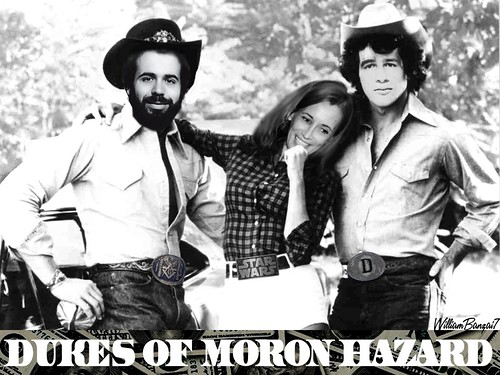 THE DUKES OF MORON HAZARD by Colonel Flick