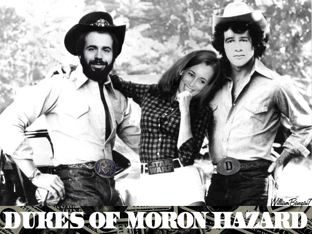 THE DUKES OF MORON HAZARD