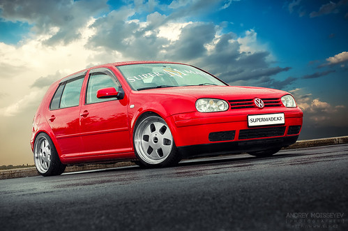 Volkswagen Golf 3 by Andrey Moisseyev