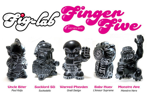 Fig-Lab Finger Five Gang