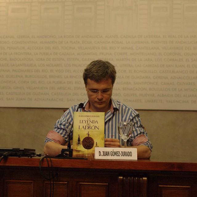 165/366: Juan Gómez-Jurado