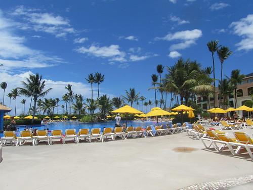 Ocean Blue & Sand Hotel [pool]