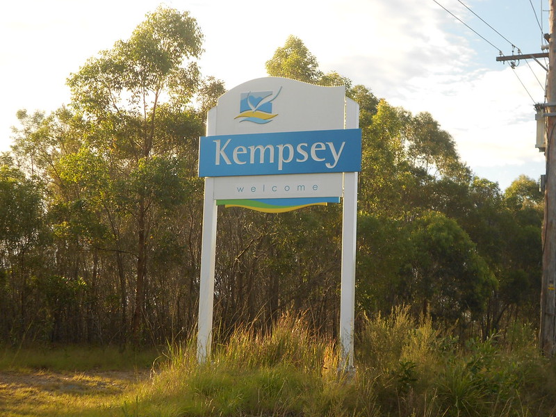 TLR Day 22, Kew to Kempsey.