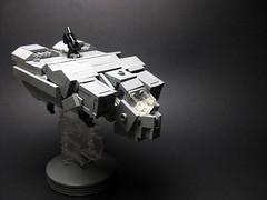 Darkwater Hs-5 Dropship by [MIXBRIX]