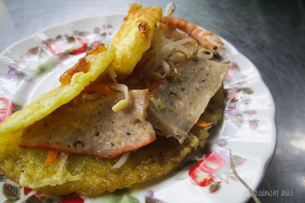 Banh khoai - Vietnamese Pancake