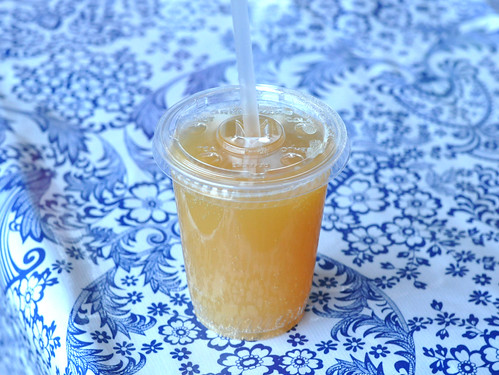 Apple Ginger Soda
