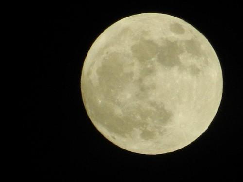 Super luna del.... by meteomike