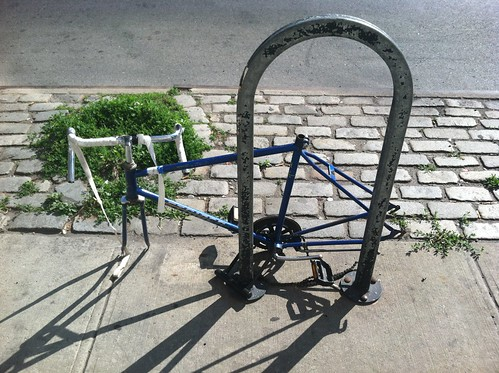 Fwd: Bike on canal