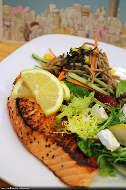 MUNCH Saladsmith - Salmon Fillet