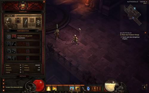 Diablo 3 Templer Begleiter