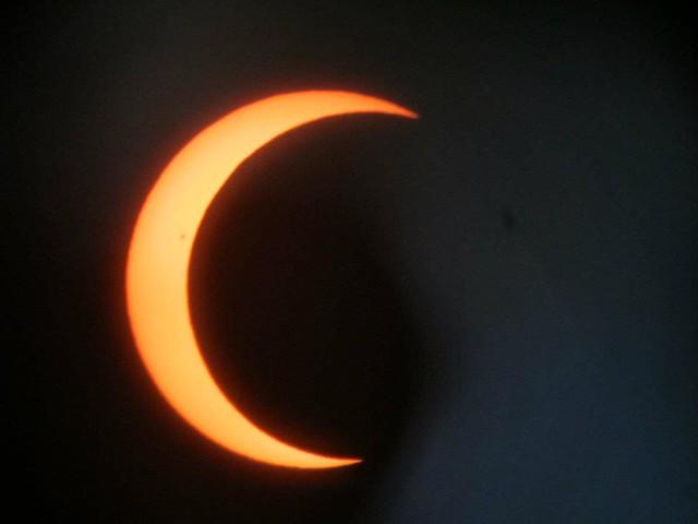 Eclipse crescent sun | Flickr - Photo Sharing! Eclipse