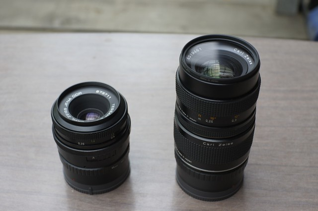 Distagon28mm+Mutar 1 VS DDR TESSAR50mm
