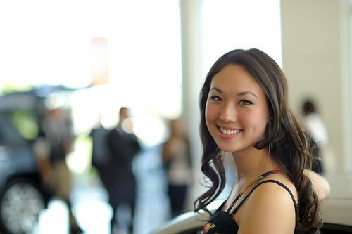 Beautiful Asian Canadian.