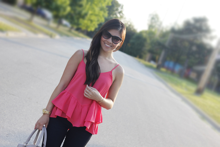 Tiered ruffled peplum (5)