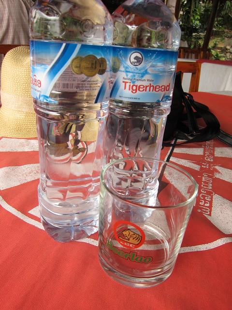 น้ำดื่มหัวเสือ Tiger Head Water