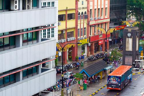 Medan Pasar Bus Stop