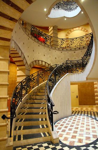 Tivoli Village - Stairwell