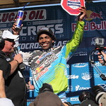 """James """"Bubba"""" Stewart  Sweeps all the motor to win the Hangtown MX Classic after taking a year off to do Supercross"""