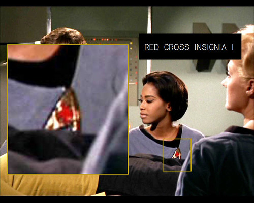 Red Cross Insignia: Return to Tomorrow""