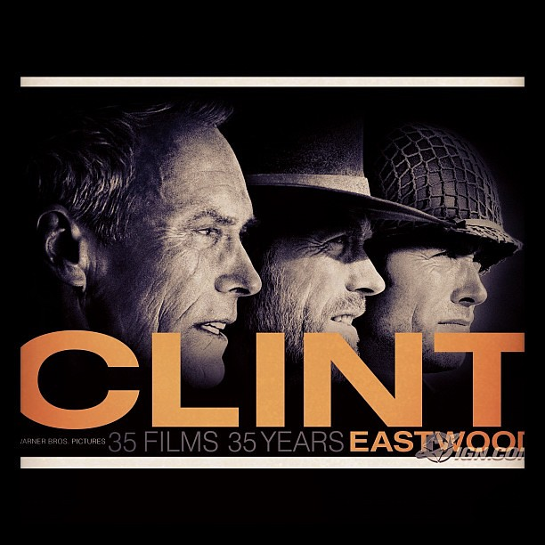 Happy birthday clint eastwood lol flickr photo sharing