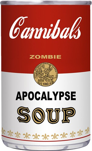 ZOMBIE SOUP by Colonel Flick