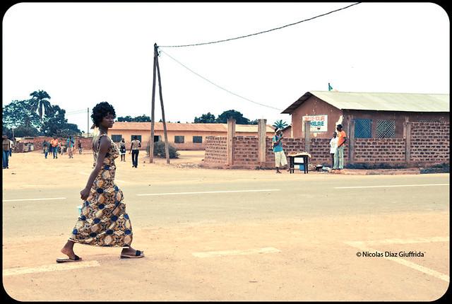 Woman, Congo