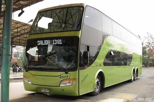 Tur Bus | Terminal Alameda | Modasa Zeus DP / DRBB97