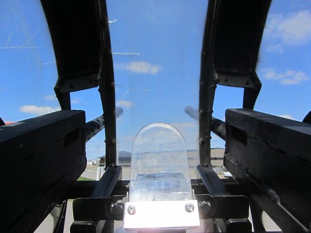 Lancaster Top Turret View
