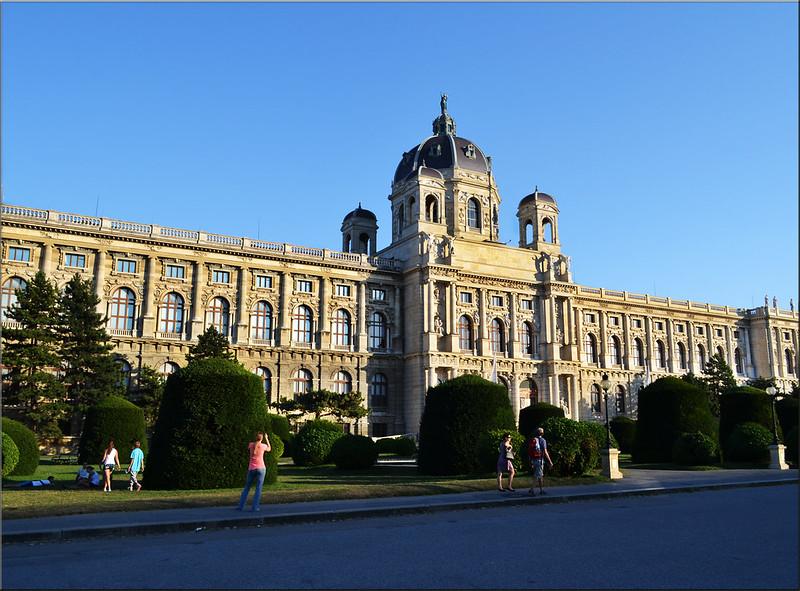 Vienna Kunsthistorisches museum - Maria Theresien Platz - Ringstrasse - Innere Stadt -Vienna