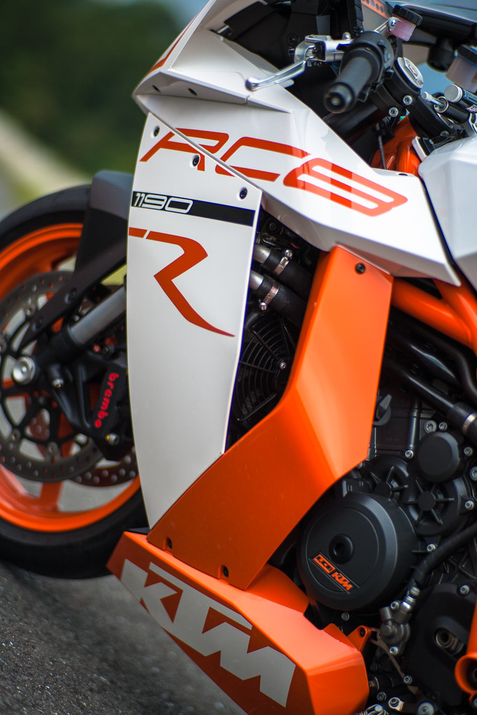 Planar KTM 1190 RC8 R