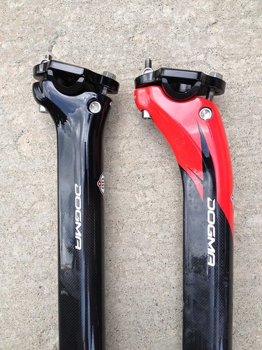 A tale of two seatposts