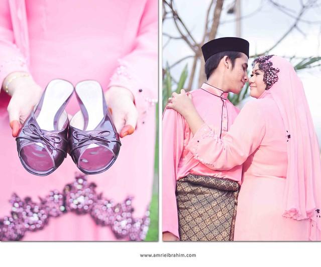 Pakej Fotografi Perkahwinan Perak