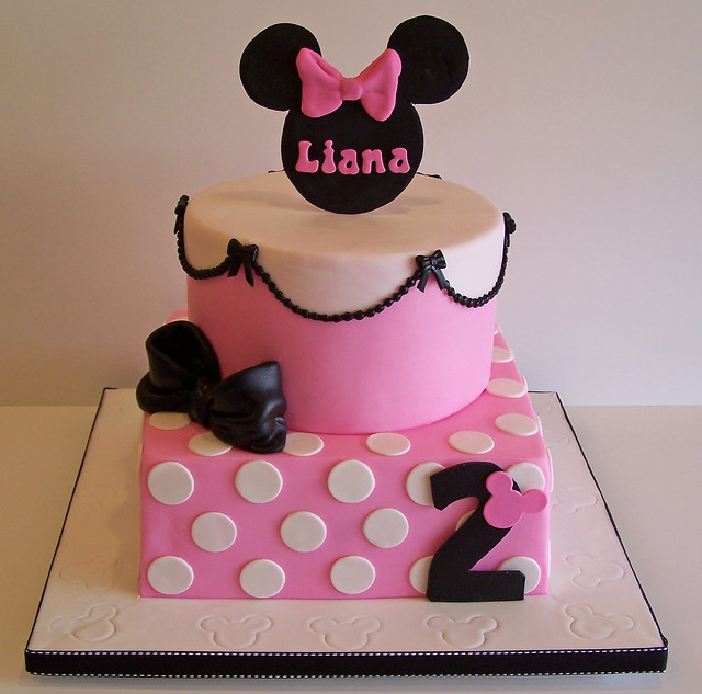 Minnie Mouse Images For Cake : Minnie Mouse Cake Flickr - Photo Sharing!
