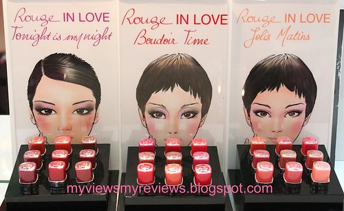 rouge in love collection