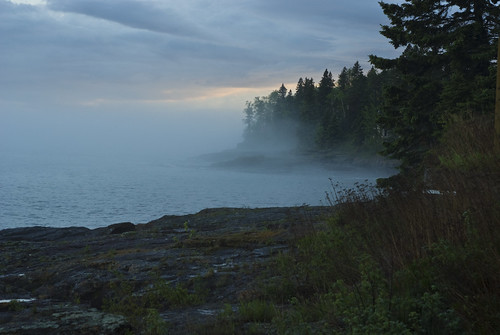 Moody Lake Superior