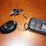 GoPro Wi-Fi Remote Keyring option