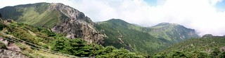 halla mountain top