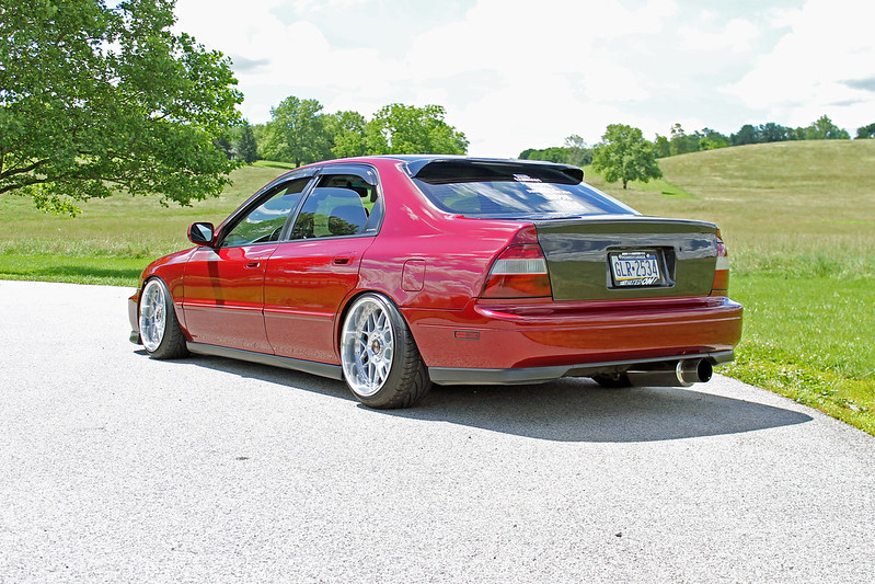 Stanced 5th Gen Accord Coupe Www Pixshark Com Images