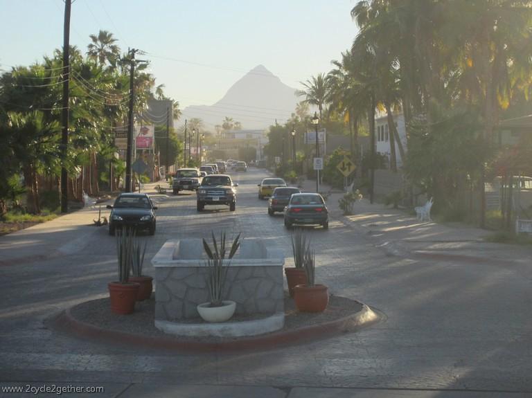 Streets of Loreto