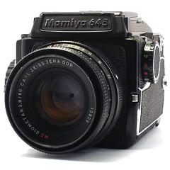 マミヤ M645 + カールツァイスイエナDDR MCビオメター 80mm F2.8