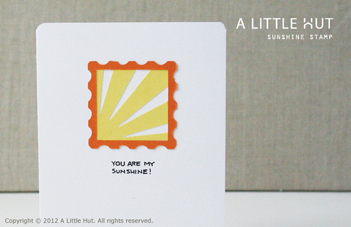 sunshine stamp