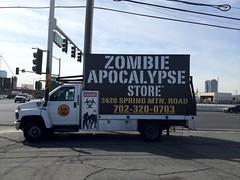 Zombie Apocalypse Store (Las Vegas)