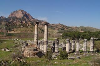 Sardis Artemis Temple