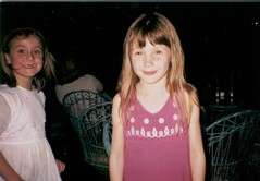 Lanzarote Canary Islands With My Daughter Chloe 2003