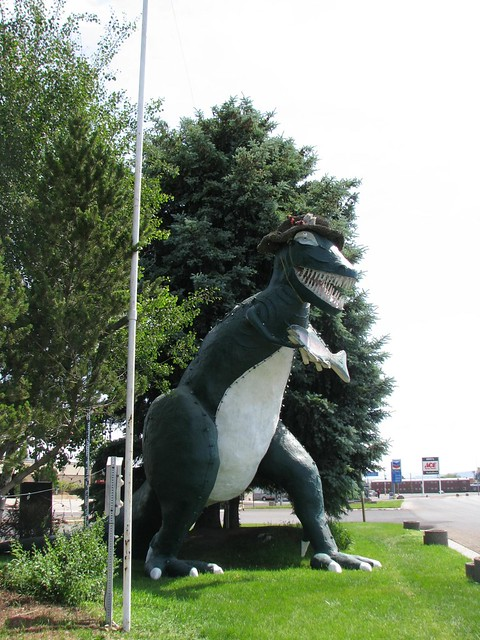 Roadside Dinosaur